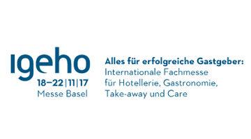 Kältering an der Fachmesse IGEHO 2017