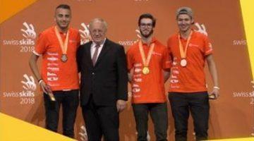 Swiss-Skills 2018